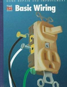 Home Repair And Improvement Ser   Basic Wiring  1999
