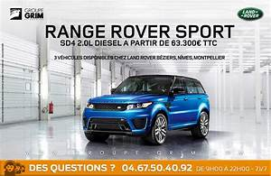 Land Rover Rodez : range rover sport sd4 2 0l diesel disponible jaguar montpellier land rover montpellier land ~ Gottalentnigeria.com Avis de Voitures