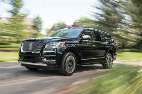2018 Lincoln Navigator Long-wheelbase