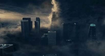 Tomorrow Tornado Angeles Gifs Animated Disaster Alba