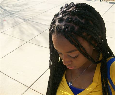 27 Big Braids Hairstyles For Women