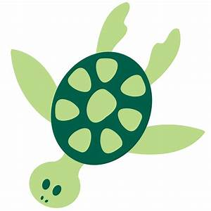 Cute Sea Turtle Clipart | Clipart Panda - Free Clipart Images