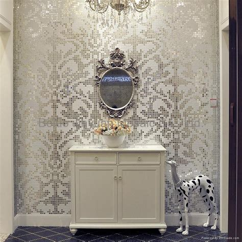 damasco oro bianco waterproof silver and white bisazza