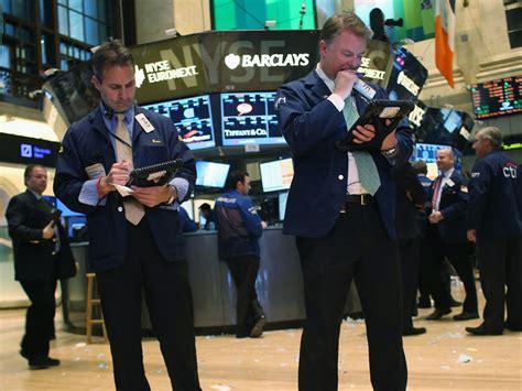 trading brokers designated market maker explained business insider