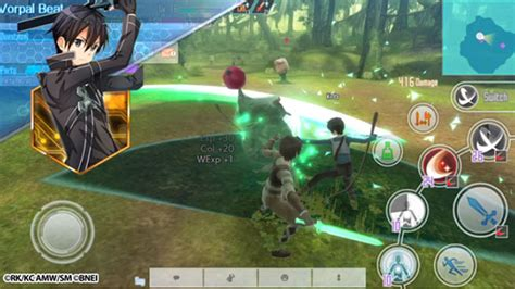 You Can Pick up Sword Art Online: Integral Factor Now ...