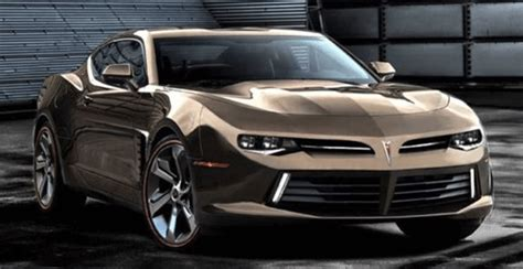2020 Buick Trans Am by 2019 Pontiac Trans Am Redesign Changes Price Review