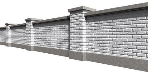 Gartenmauer Aus Beton by Mauerabdeckung Aus Beton 187 Preis Kostenbeispiel