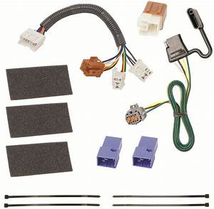Trailer Hitch Wiring Kit Fits 2005