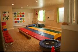 Finished Basement Ideas For Kids by Basement Playroom Pictures
