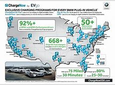 BMW and EVgo Roll Out Nationwide Fast Charging Plan