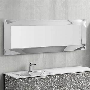 Miroir Pour Salle De Bain : bien choisir son miroir de salle de bain ~ Dode.kayakingforconservation.com Idées de Décoration