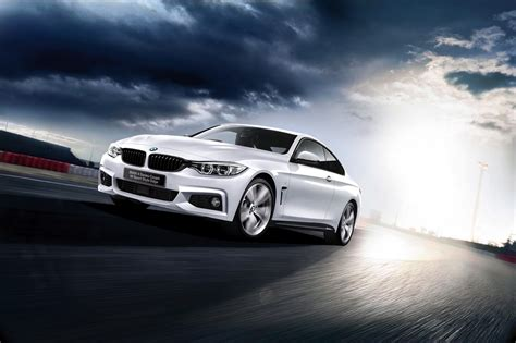 Modifikasi Bmw 4 Series Coupe by Bmw 4 Series Coupe Quot M Sport Style Edge Quot Edition For Japan