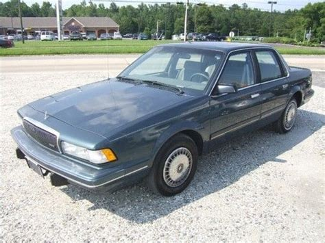 1995 Buick Century For Sale by Sell Used 1995 Buick Century Special Only 46k At Ac