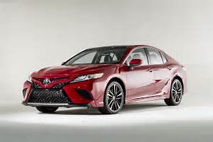 First Look 2018 Toyota Camry Automobile Magazine 2017