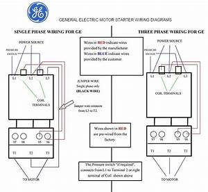 General Electric Motor Starter 1