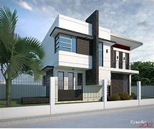 Minimalist One Storey House With Modern Art The Mind Blowing Double Storey Family House Is Well Designed With