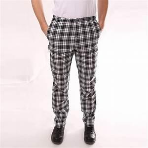 pantalon de cuisine gros carreaux With pantalon carreaux homme