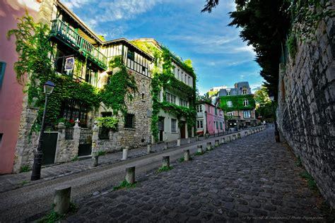 Montmartre Et Le Sacré Cœur, Un Classique De La Photo Le