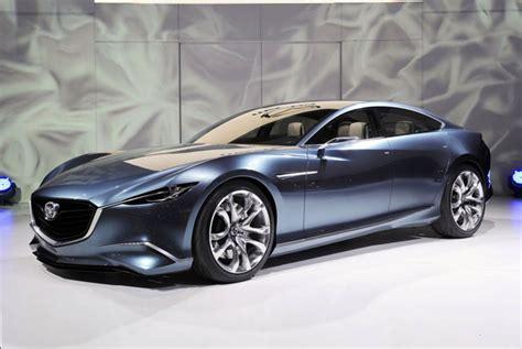 mazda  concept  price cars review