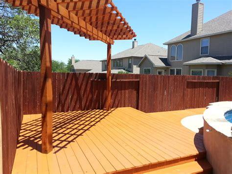 poolside deck construction san antonio tx modern