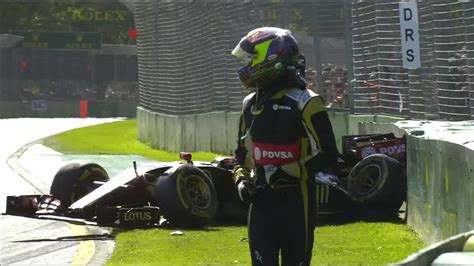 formula 4 crash pastor maldonado 39 s 2015 crashes was crashtor always to