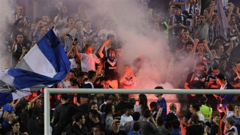 Melbourne Victory Game Leaves A Child And A Woman Burned