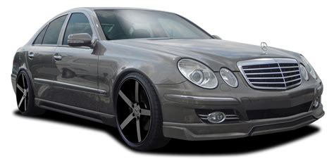 Mercedes Base Model by Polyurethane Bodykit Bodykit For 2009 Mercedes E Class All