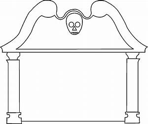 tombstone templates clipart best clipart best With tombstone templates for halloween