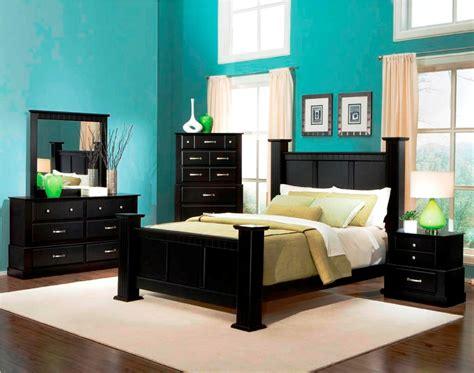 Decoration Ideas Bedroom With Black Bedroom Furniture