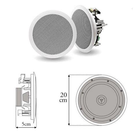 casse da soffitto casse da incasso audio per soffitto filodiffusione speaker