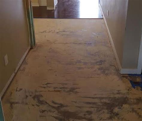 wood artistry restoration fort mill wood floor removed due to water damage in fort mill