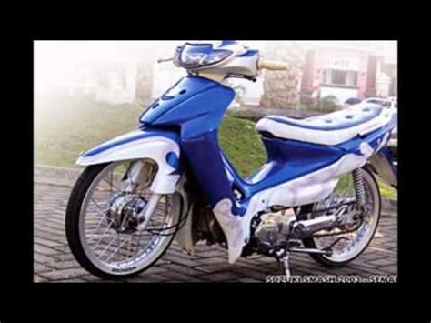 Modifikasi Smas by Modifikasi Motor Suzuki Smash Ceper