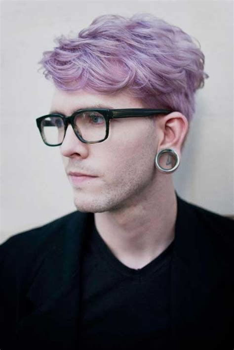 15 Hair Colors For Men Mens Hairstyles 2018