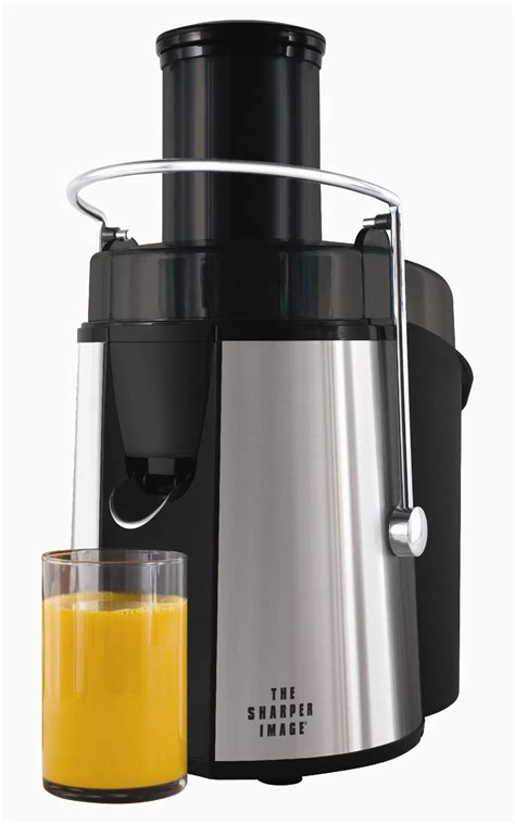 Sharper Image Sharper Image 700w Juicer Find Refreshing Deals At
