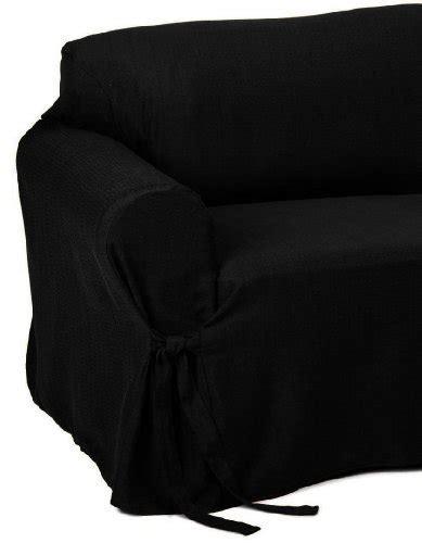 piece jacquard stripe fabric solid black couchsofa