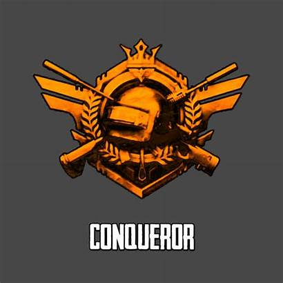 Pubg Mobile Conqueror Avatar Tier Crown Tote