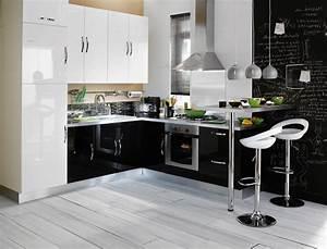 Cuisine Ikea Petit Espace : model de cuisine quipe cuisine equipee americaine ~ Premium-room.com Idées de Décoration
