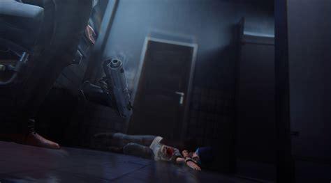 life  strange gameplay screenshot chloe shot rewind ps