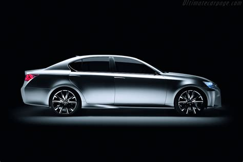 Lexus Lfgh Concept High Resolution Image (3 Of 6