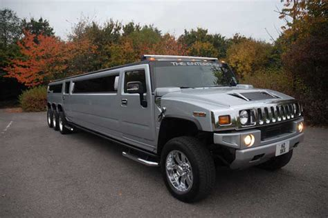 Limo Hire by Hummer Limo Hire