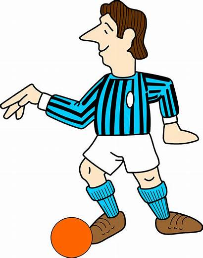 Soccer Player Clipart Players Illustration Backgrond Clipground