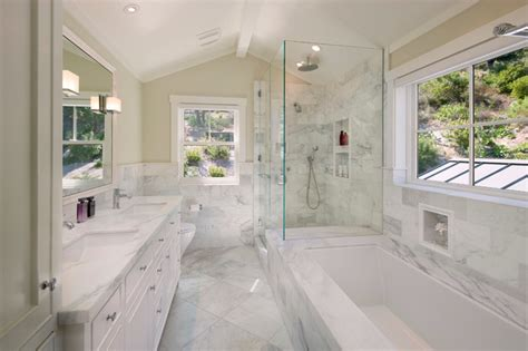 Houzz Bathroom Designs by East Mountain Traditional Bathroom