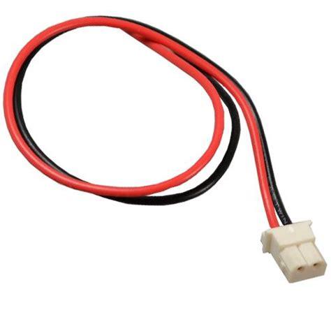 niedervolt stecker 2 polig molex 5264 stecker 2polig konfektioniert mit kabel akkuline de
