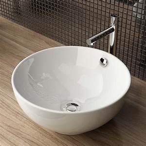 Aufsatzwaschbecken 30 Cm Tief : keramik design waschschale waschbecken tisch aufsatzbecken waschplatz top a87 ebay ~ Indierocktalk.com Haus und Dekorationen