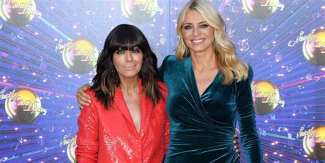 Tess Daly's agent changed her name when she was 16