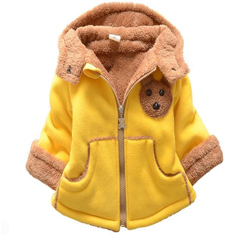 7 24months Cute Mouse Baby Winter Jackets And Coats Animal Toys Thickened Newborn Baby Boy ...