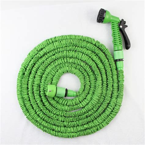 25ft Garden Flexible Hose Watering 75m High Pressure Fast