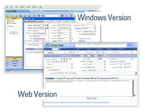 help desk call tracking software filegets bridgetrak help desk software screenshot