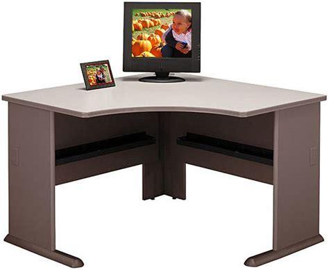 office desk corner insert bush wc75766 corner desk advantage series taupe
