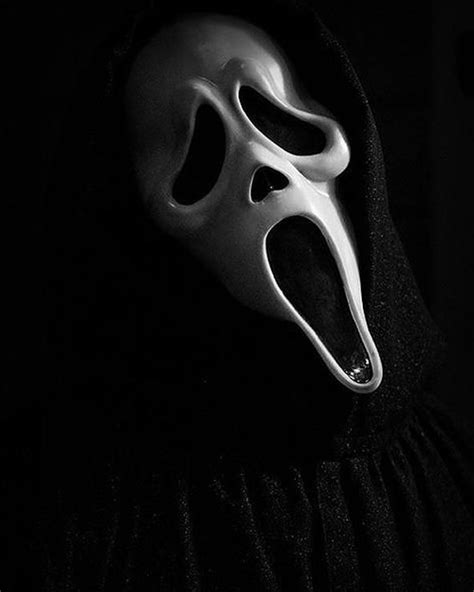 Scream Horror Movie Art Scream Movie Horror Characters